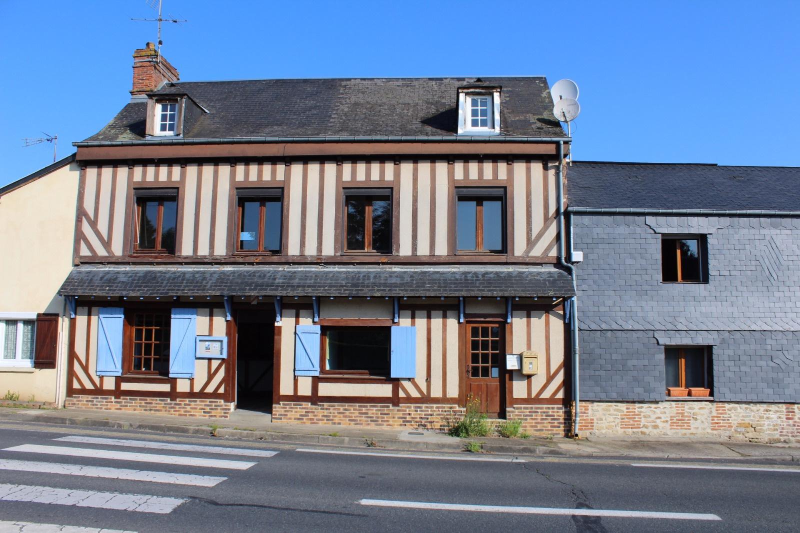 Annonce vente maison tourville en auge 14130 135 m for Immobilier maison