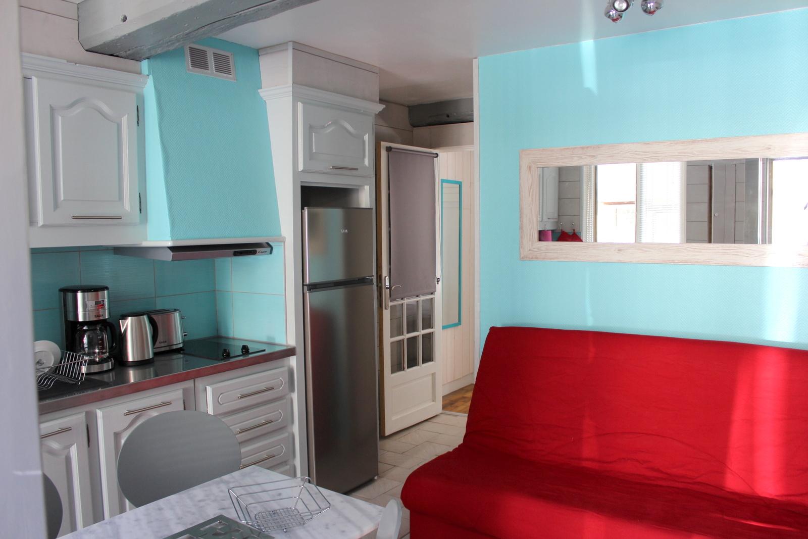 Offres locations vacances appartement louer week end semaine au rez de chauss e tr s - Appartement a louer une chambre ...